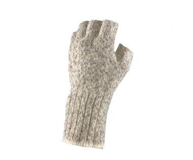 Перчатки 9991 FINGERLESS RAGGПерчатки<br>Толстые перчатки из высококачественной грубой шерсти сохранят Ваши руки в тепле. Анатомическая конструкция с учетом строения левой и правой рук обеспечивает идеальную посадку.<br><br><br>Анатомическая вязка<br>Темп. режим: Cold Weather&lt;/...<br><br>Цвет: Серый<br>Размер: M