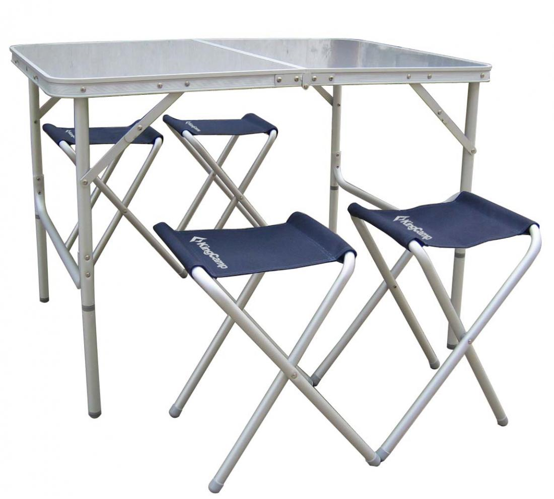 Комплект 3850 Table/Chair Set от King Camp