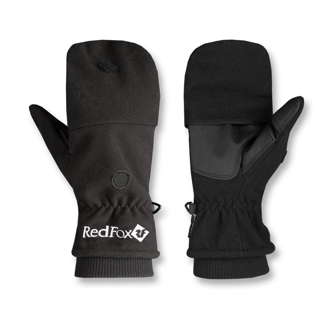 Перчатки TransmittenПерчатки<br><br> Перчатки-трансформеры с возможностью использования изделия с открытыми пальцами, а также в качестветеплых, непродуваемых рукавиц.<br><br><br> Основные характеристики:<br><br><br><br><br>комфортная регулировка ладони, позволяющая транс...<br><br>Цвет: Черный<br>Размер: L