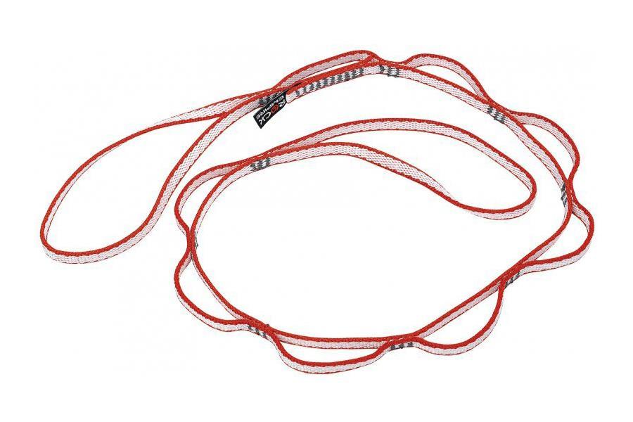 Самостраховка Daisy chain DynОттяжки, петли, самостраховки<br><br> Daisy chain Dyn – легкая и прочная самостраховка от компании Rock Empire. Она разработана для высотного альпинизма, но нередко применяется спасателями в горах. Эта модель изготовлена из высокомолекулярного полиэтилена Dyneema, который имеет высокую...<br><br>Цвет: Красный<br>Размер: 140