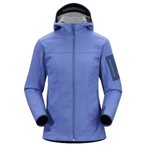 Куртка Epsilon SV Hoody жен.Куртки<br>Худи умеренной теплоты из софтшелл-ткани с хорошей воздухопроницаемостью и износостойким тканым наружным слоем может служить средним сло...<br><br>Цвет: Синий<br>Размер: S