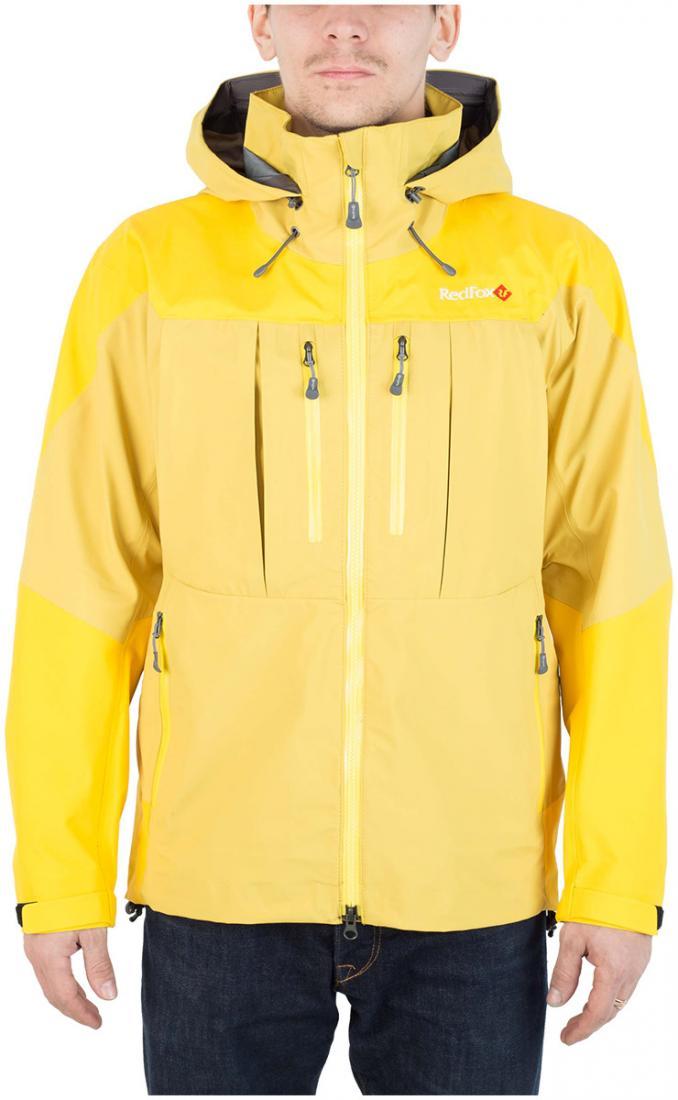 Куртка ветрозащитная Gravity Parka GTXКуртки<br><br> Надежная штормовая куртка для максимальной защиты во время альпинистских восхождений и работ в условиях высокогорья, выполненная из очень прочного трехслойного материала Gore-TeX® Product 3L lamination с высокой сопротивляемостью к абразивному изно...<br><br>Цвет: Желтый<br>Размер: 52