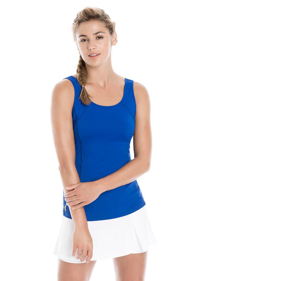 Lole Топ LSW1451 PROFILE TANK TOP (S, BLUE MOUNTAIN, ,)