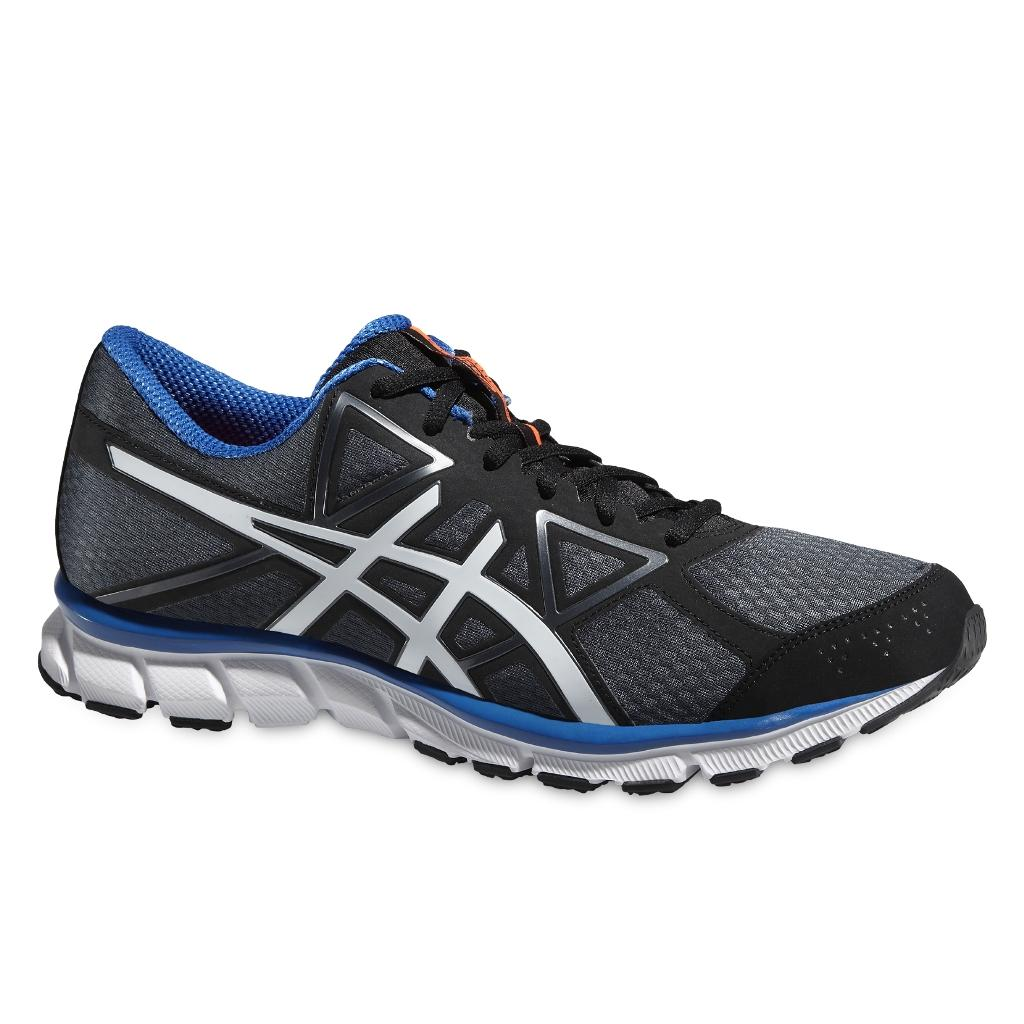 Кроссовки GEL-ATTRACT 3 мужскиеБег, Мультиспорт<br><br> GEL-ATTRACT 3 T4D2N – стильные, легкие и комфортные кроссовки от известной компании Asics. Эта обувь имеет очень гибкую конструкцию, защищая ступн...<br><br>Цвет: Синий<br>Размер: 11