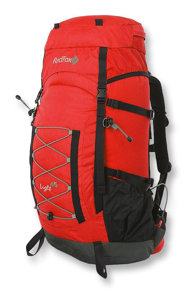 Рюкзак Light 45Рюкзаки<br><br><br>Цвет: Красный<br>Размер: 45 л