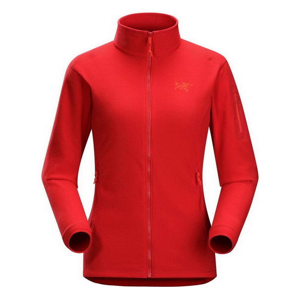 Куртка Delta LT жен.Пуловеры<br><br><br><br> Женская курткаArcteryx Delta LT Jacket Womens может использоваться в межсезонье и зимой как самостоятельно, так и в качестве дополнительного у...<br><br>Цвет: Красный<br>Размер: L