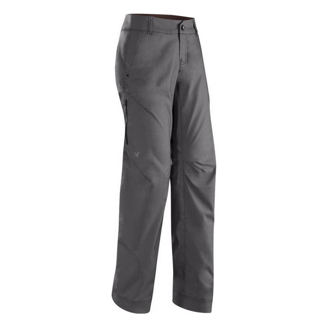 Брюки A2B Commuter Pant жен.Брюки, штаны<br><br><br><br> Женские брюки Arcteryx A2B Commuter Pant Womens – идеальный вариант для велосипедисток, а также они подходят для путешествий и повседневной нос...<br><br>Цвет: Серый<br>Размер: 8