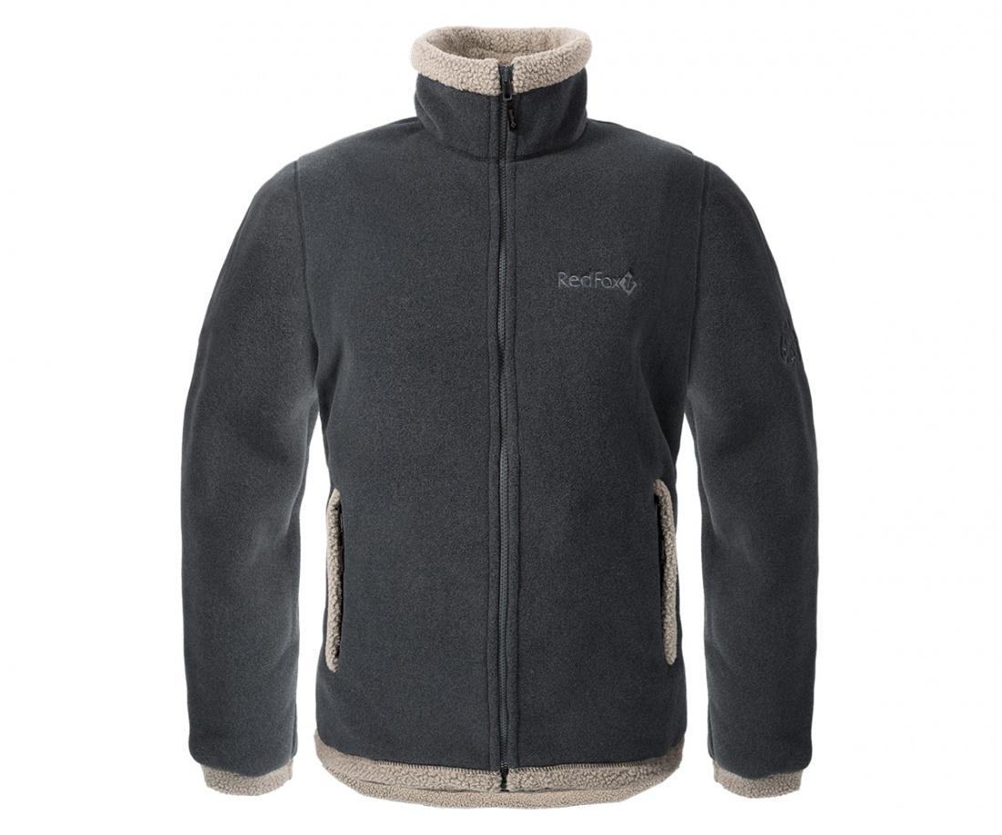 Куртка Cliff МужскаяКуртки<br><br> Модель курток Сliff признана одной из самых популярных в коллекции Red Fox среди изделий из материаловPolartec®.<br><br><br> <br><br><br><br><br>Мат...<br><br>Цвет: Серый<br>Размер: 46