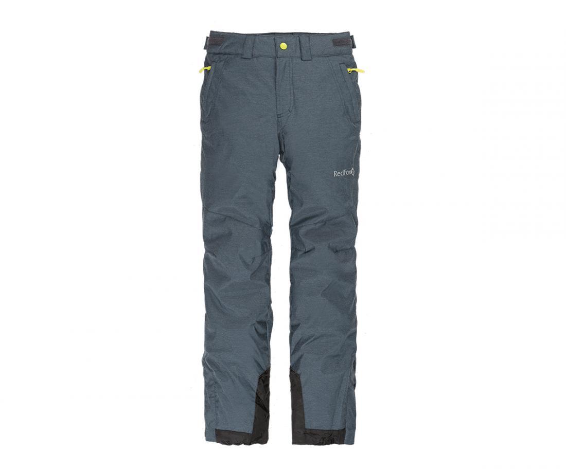 Брюки утепленные Benny II ДетскиеБрюки, штаны<br>Прочные и водонепроницаемые зимние брюки дляподростков в стиле деним. Дополнительные вставкииз износостойкого материала по внутреннем...<br><br>Цвет: Синий<br>Размер: 128