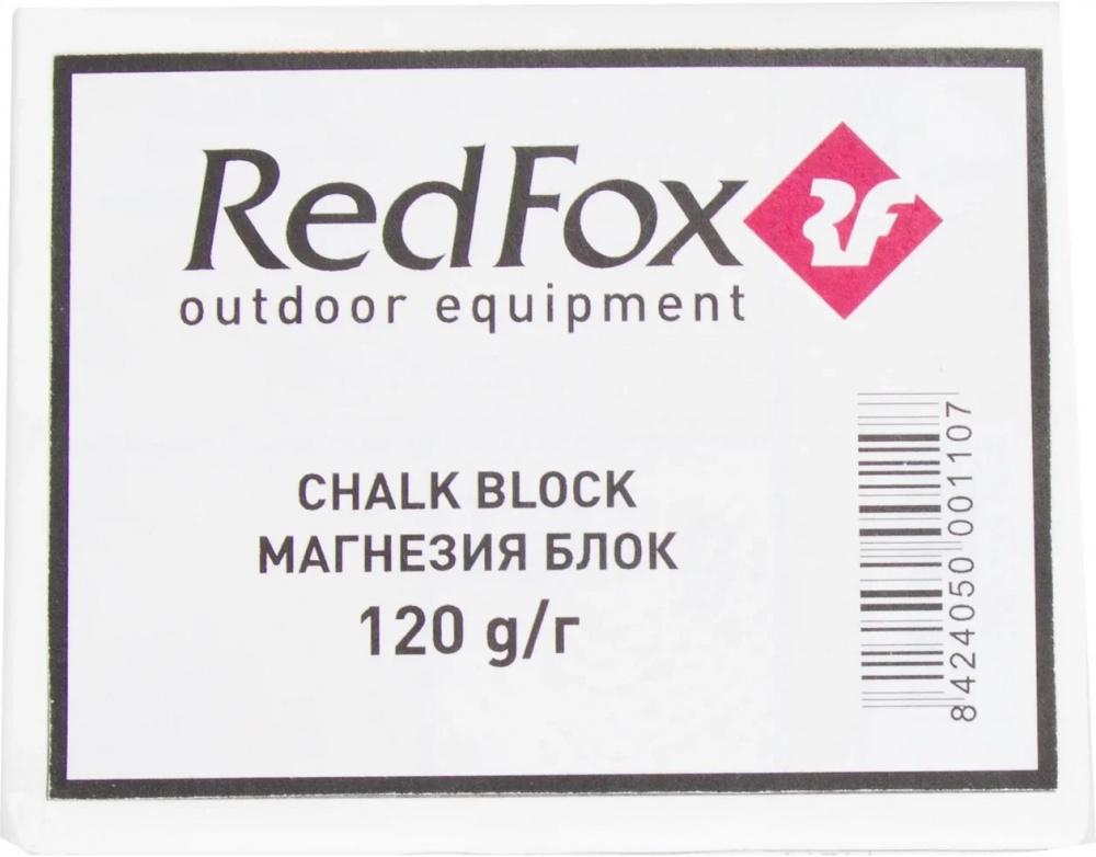 Магнезия спортивная блок 120 гр от Red Fox