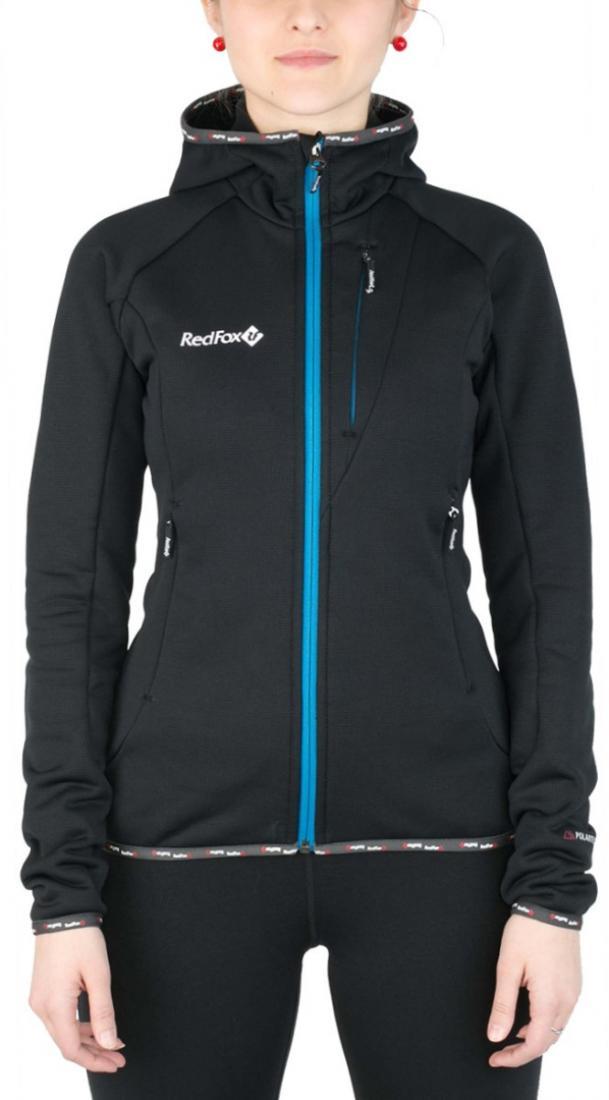 Куртка East Wind II ЖенскаяКуртки<br><br> Теплая женская куртка из материала Polartec® Wind Pro® с технологией Hardface® для занятий мультиспортом в прохладную и ветреную погоду. Благодаря своим высоким теплоизолирующим показателям и высокой паропроницаемости, куртка может быть использован...<br><br>Цвет: Голубой<br>Размер: 42