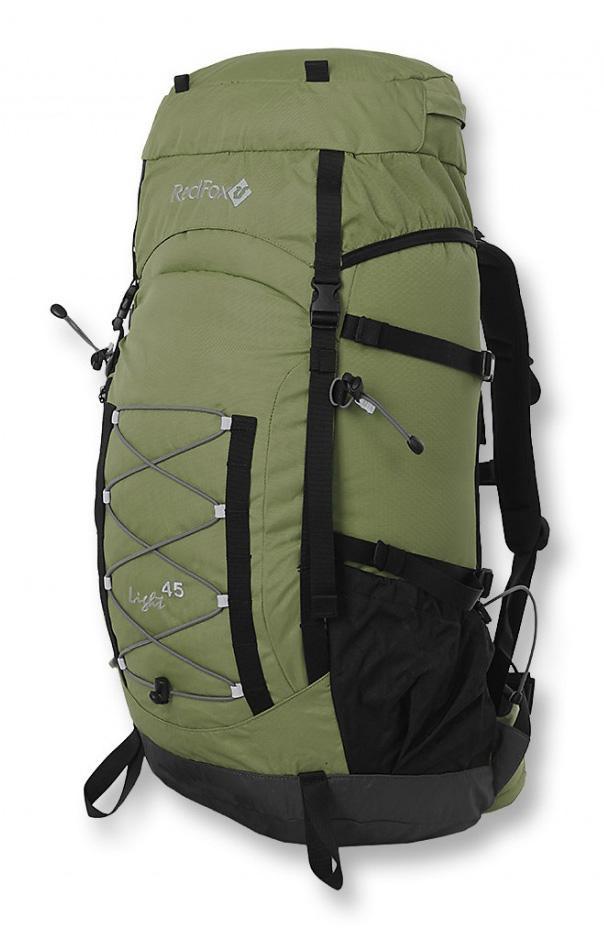 Рюкзак Light 45Рюкзаки<br><br><br>Цвет: Зеленый<br>Размер: 45 л