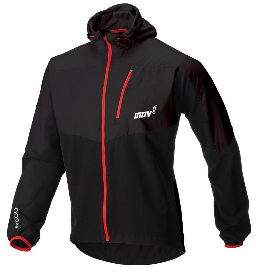 Inov-8 Куртка Race Elite 315 Softshell Pro M Черный inov 8 футболка base elite lsz w xl barberry