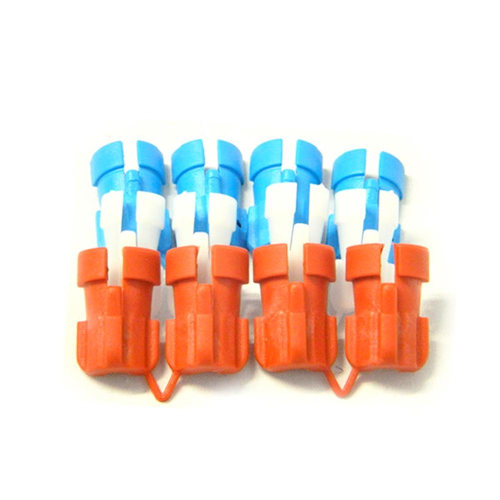 112AL+114AL+115AL Комплект цаньг(в упаковке)Аксессуары<br>Эластичные расширители для четырех-секционной алюминиевой палки 7001.<br><br>Цвет: Оранжевый<br>Размер: None