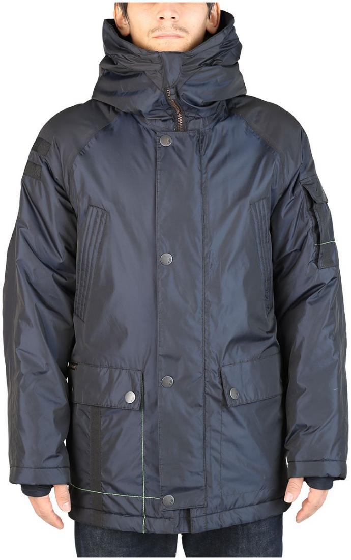Куртка утепленная Tundra MКуртки<br><br><br>Цвет: Серый<br>Размер: 46