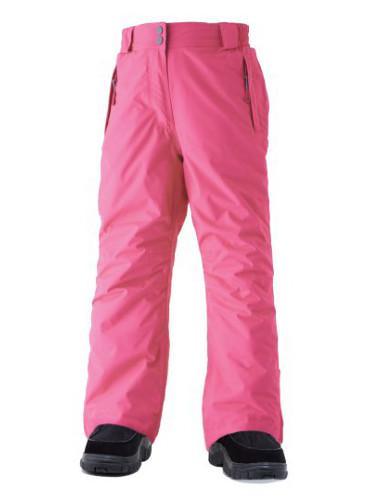 Брюки для девочки SWA4101 ELLAБрюки, штаны<br><br><br>Цвет: Розовый<br>Размер: 104