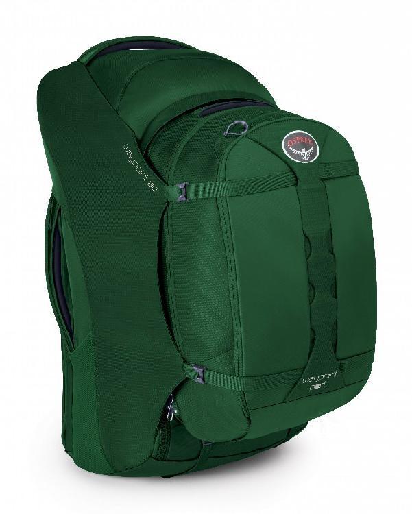 Сумка-рюкзак Waypoint 80Сумки-рюкзаки<br><br><br>Цвет: Зеленый<br>Размер: None