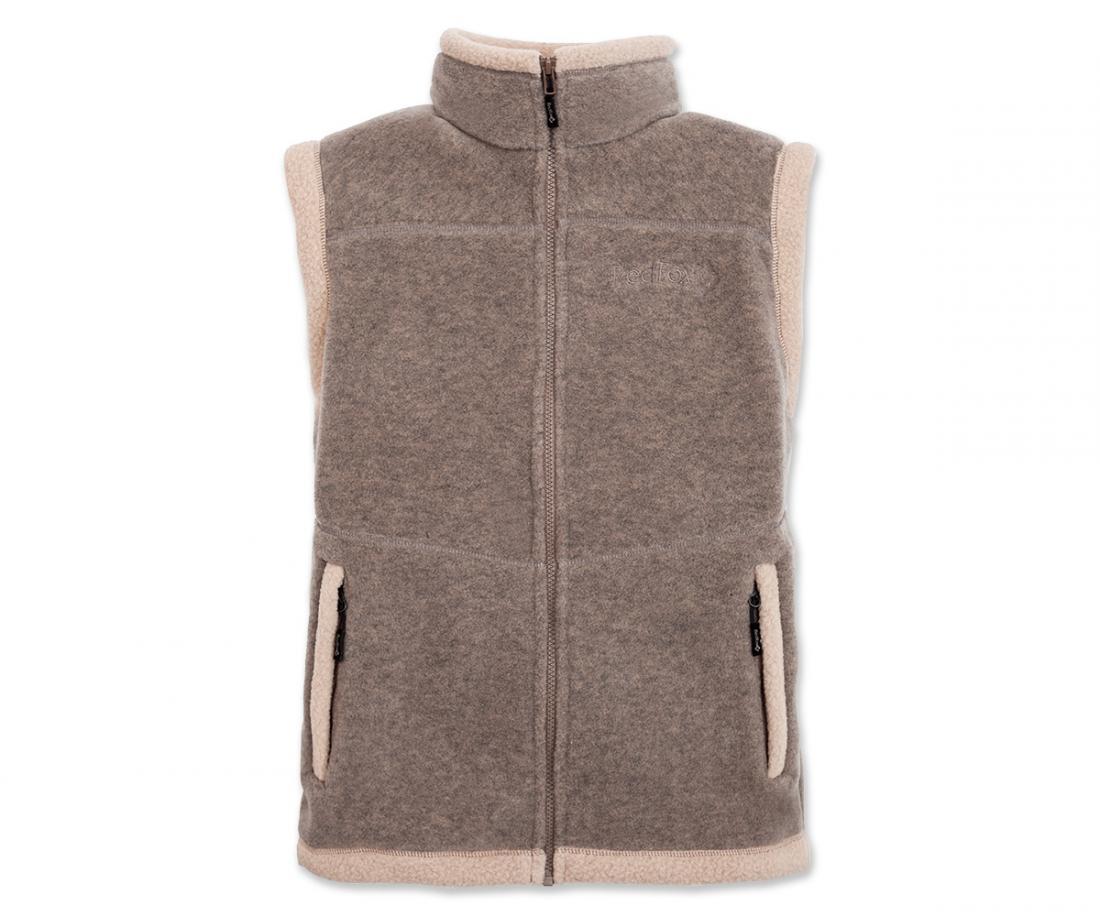 Жилет LhasaЖилеты<br><br> Очень теплый жилет из материала Polartec® 300, выполненный в стилистике куртки Cliff.<br><br><br> Основные характеристики<br><br><br><br><br>воротник ...<br><br>Цвет: Белый<br>Размер: 42