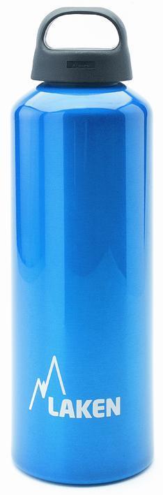 33-A Фляга Classic screw capФляги<br><br> Фляга Classic screw cap 33-A от испанской компании Laken – оптимальный выбор для охотников, рыбаков и путешественников. Изготовленная из прочного алюминия, вместительная, она предназначена для различных напитков и отлично сохраняет их вкус и свежес...<br><br>Цвет: Голубой<br>Размер: 1 л