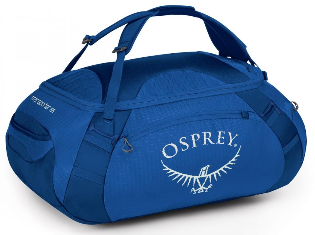 Osprey Сумка Transporter 65 (, Anvil Grey, ,)