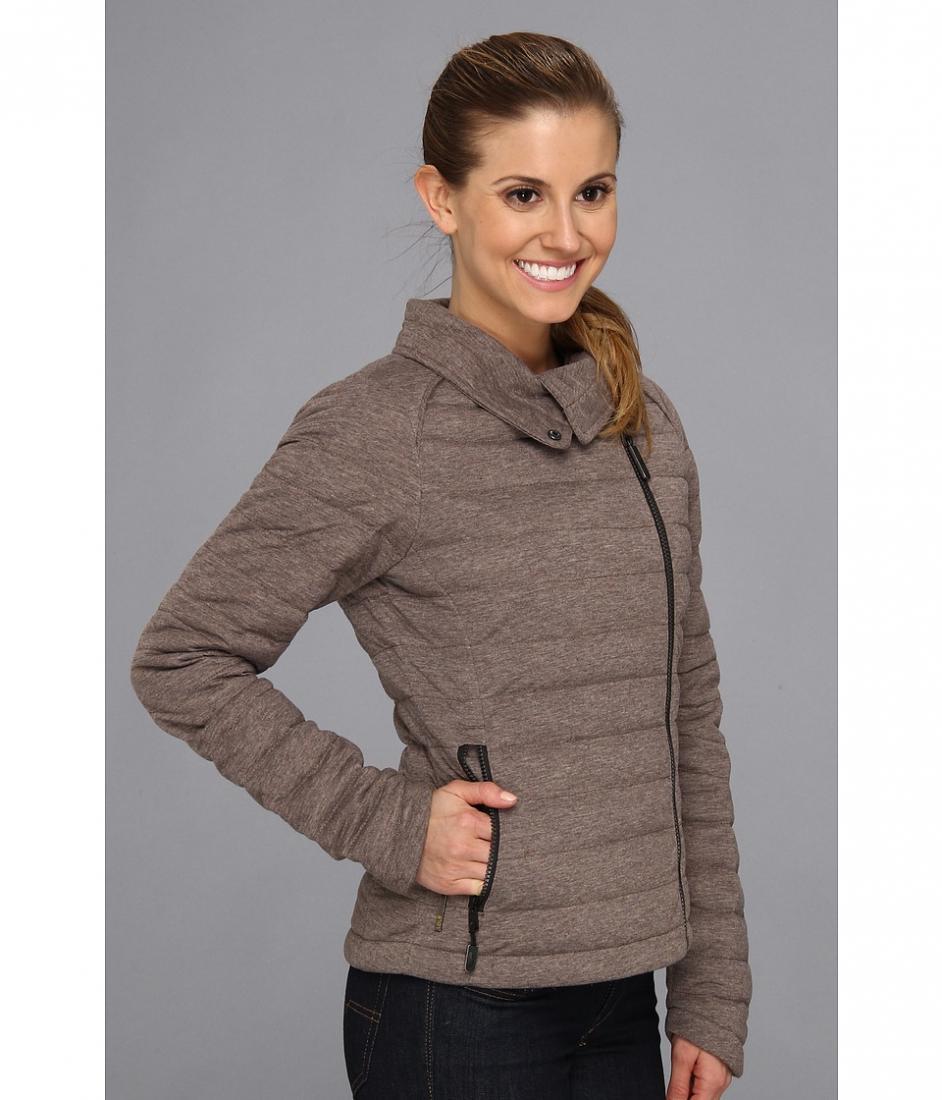 Lole Куртка LUW0176 Celine Jacket Коричневый