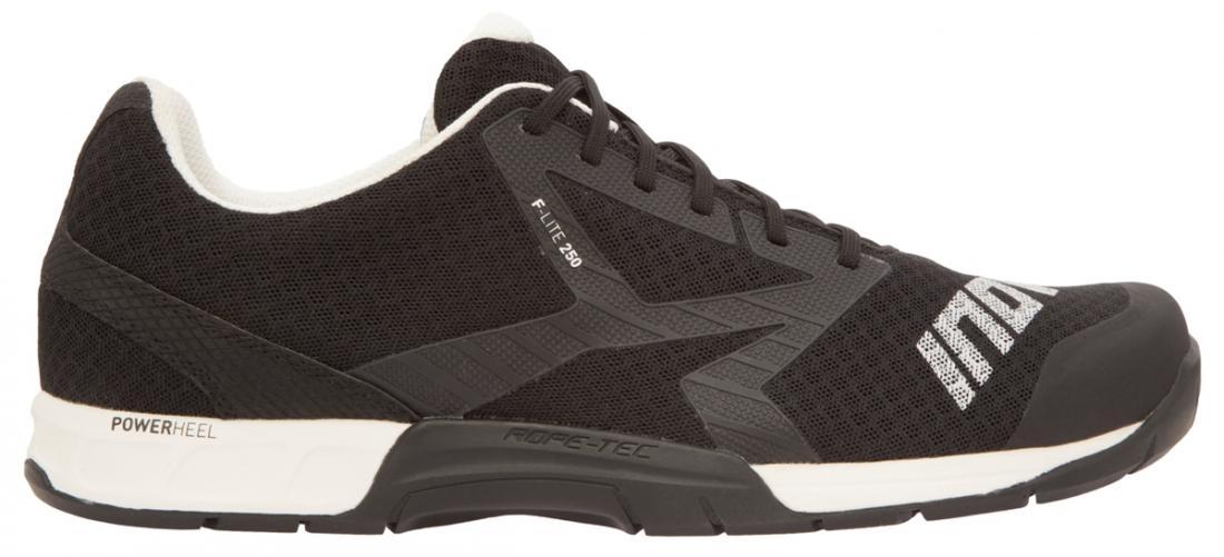 Кроссовки мужские F-lite 250Кроссовки<br><br> Отличающаяся малым весом, прочностью и сумасшедшим сцеплением, обувь серии F-LITE™ улучшит любую тренировку. Серия отличается превосходной гибкостью, износостойкостью и универсальностью, позволяя сделать любую тренировку более эффективной.<br><br>&lt;...<br><br>Цвет: Черный<br>Размер: 8