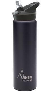 TJ7N Термофляга JannuТермосы<br>Термофляга с дозатором для питья<br><br>Открывается автоматически<br>Гигиенический дозатор<br>Вертикальное поступление напитка<br>Широкое горлышко<br><br> Особенности:<br><br>Сохраняет напитки теплыми...<br><br>Цвет: Черный<br>Размер: 0.75