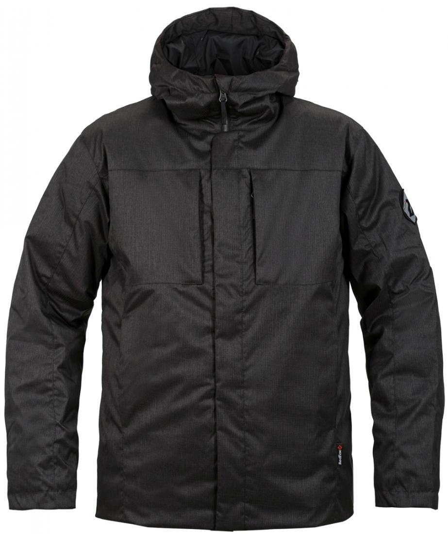 Полупальто пуховое Urban Fox II МужскоеПальто<br>Пуховая  куртка  минималистичного  дизайна  c «m?lange»  эффектом,  обладает  всеми  необходимыми качествами, чтобы полностью наслаждаться зимней погодой и не думать об осадках в городе.<br>Основные характеристики:<br><br>удлиненный силуэт...<br><br>Цвет: Серый<br>Размер: 52