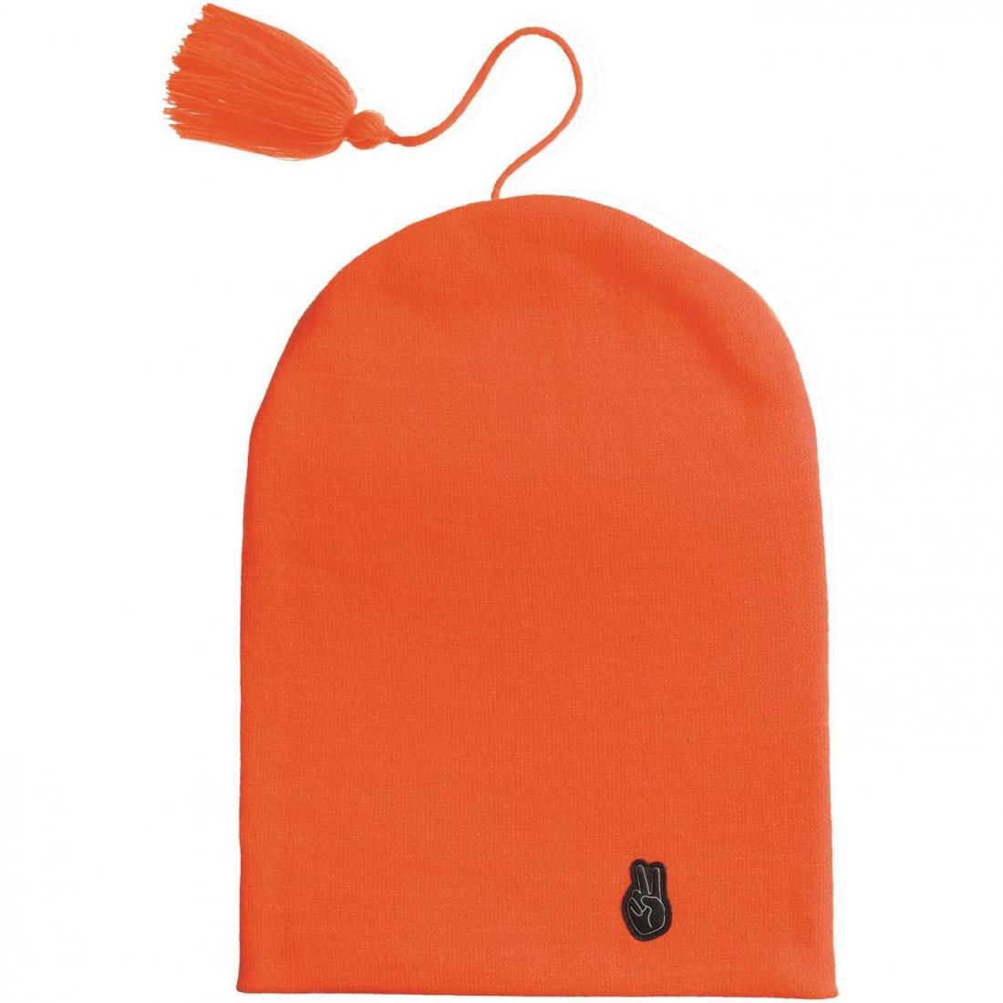 Шапка NisseШапки<br>Состав: 100% Акрил<br><br>Цвет: Оранжевый<br>Размер: None