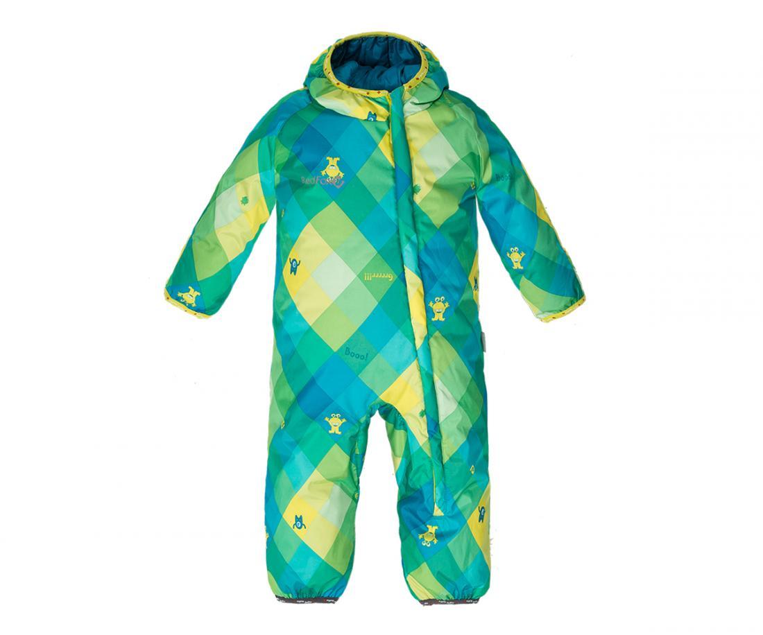 Комбинезон утепленный Baby Fox ДетскийКомбинезоны<br>Мягкий,  легкий  и  теплый  двусторонний  комбинезон для  малышей,  который  можно  носить  как  одной,  так  и другой  стороной.  Отворачивающи...<br><br>Цвет: Синий<br>Размер: 80