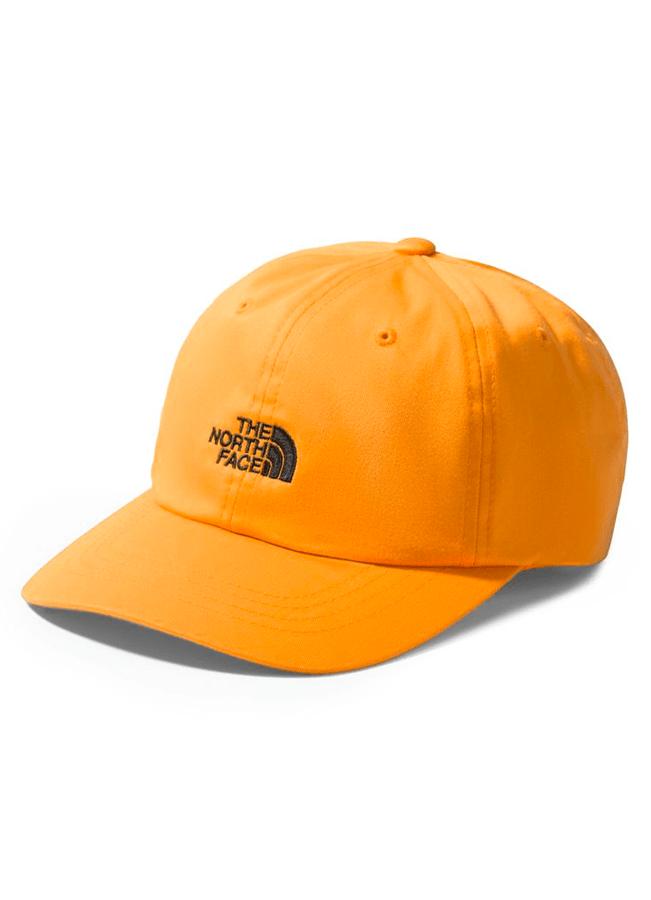 Фото - Кепка THE NORM HAT оранжевого цвета