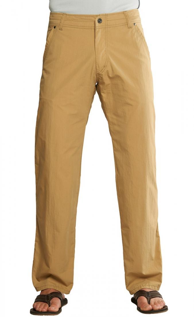 Брюки Kontra Pant муж.Брюки, штаны<br><br> Универсальные мужские брюки Kontra Pant от Kuhl подходят для повседневного использования, путешествий и активного отдыха. <br><br><br> <br><br><br><br><br><br><br> Материал брюк (комбинация синтетических волокон) обеспечивает оптим...<br><br>Цвет: Бежевый<br>Размер: 34-36