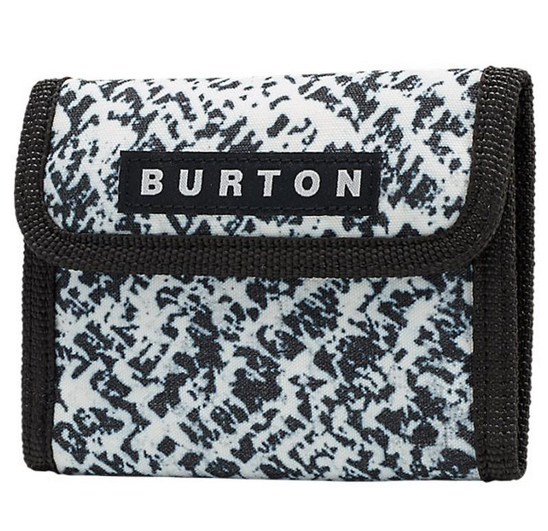 Burton Кошелек MB CLAYMORE WALLET (, Snow Camo, , WIN14)