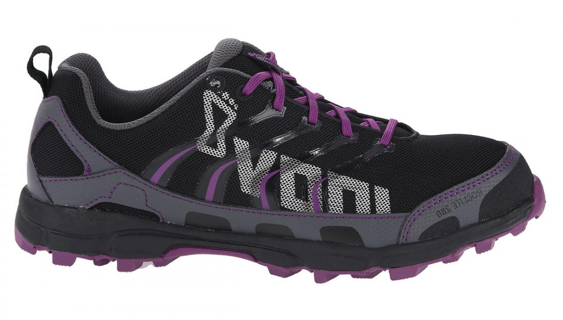 Inov-8 Кроссовки Roclite 280 жен. (7, Grey/Purple, ,) inov 8 куртка race elite raceshell fz w xl turquoise black
