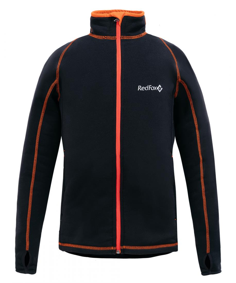 Куртка Olympic Boy ДетскаяКуртки<br>Теплая спортивная флисовая куртка для мальчиков. Имеет эргономичный крой. Прекрасно отводит влагу. Хорошо тянется. Применение технологии плоских швов гарантирует непревзойденный комфорт. Эластичная окантовка<br>на воротнике. Отверстия для большого пальца...<br><br>Цвет: Черный<br>Размер: 158