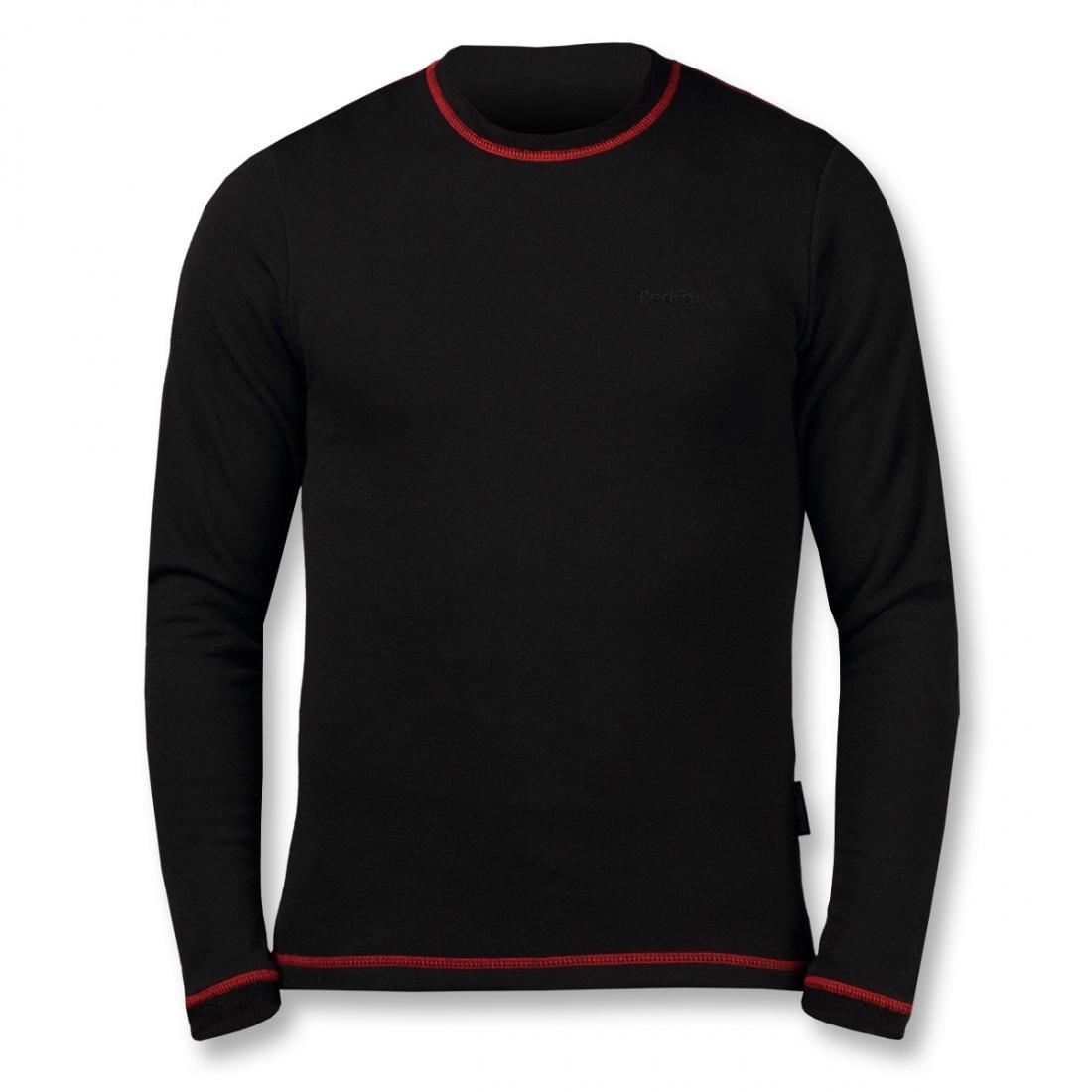 Фото - Термобелье футболка Wool Dry от Red Fox Термобелье футболка Wool Dry (56, 1000/черный, ,)