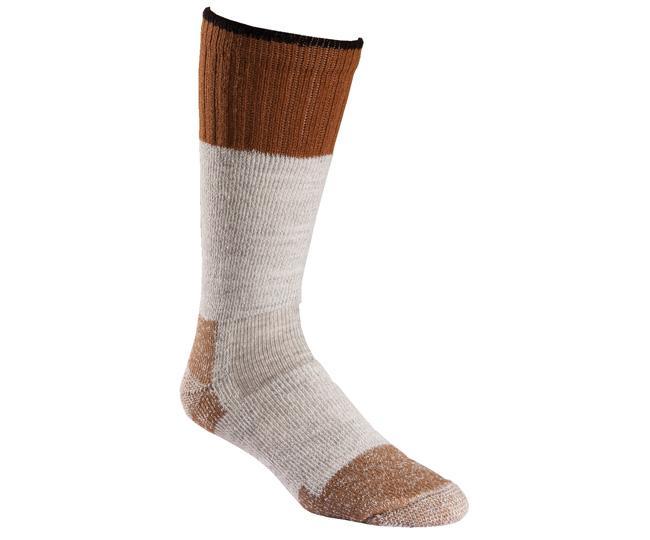 Носки рабочие 6640 Rugged Thermal Mid-CalfНоски<br><br> Толстые носки, разработанные для использования в условиях низких и умеренных температур. Слой мягкого акрила создает особый комфорт, в то время как шерсть обеспечивает естественную теплоизоляцию.<br><br><br>Усиления на высокой пятке и удлине...<br><br>Цвет: Серый<br>Размер: M