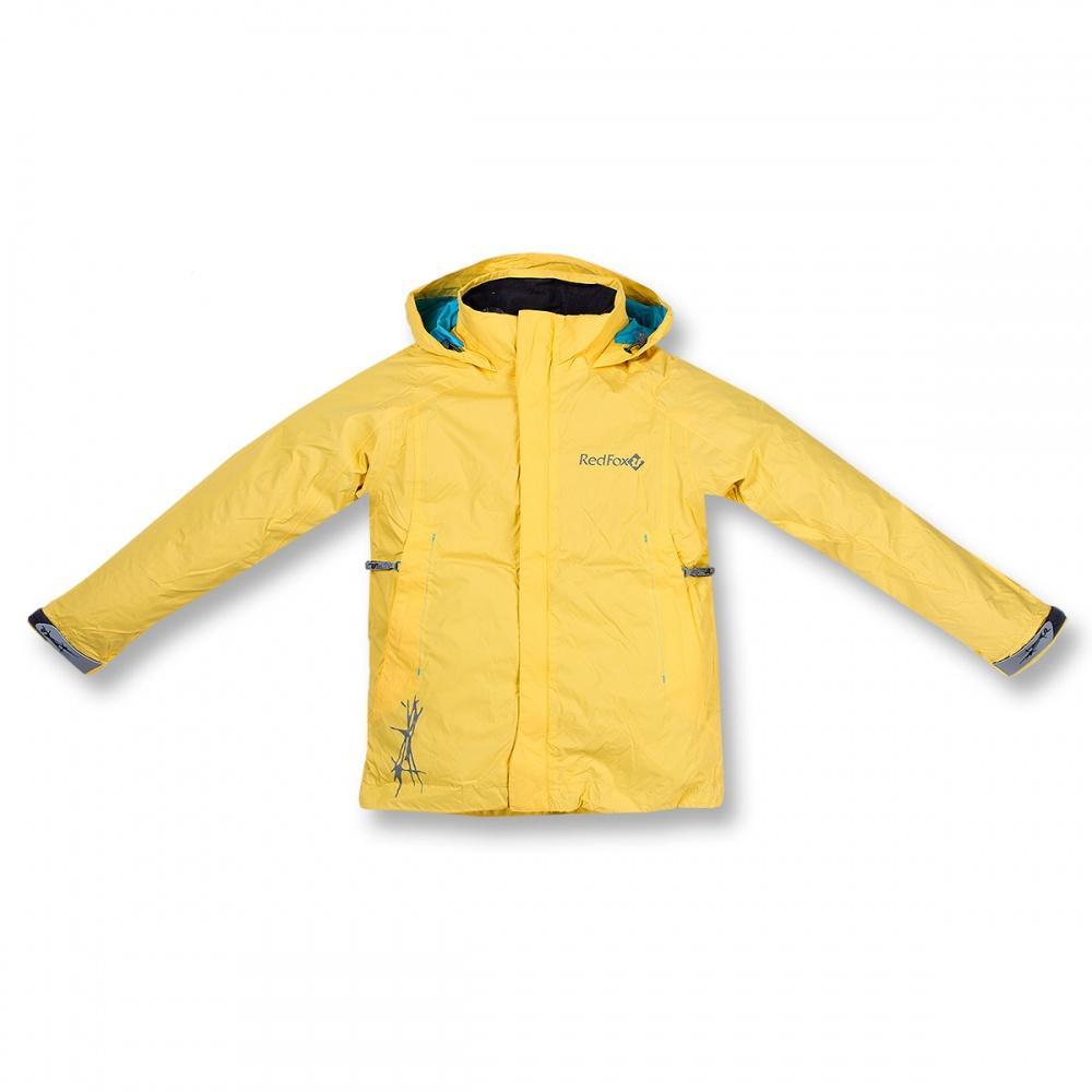 Куртка ветрозащитная Wind Fox ДетскаяКуртки<br><br> Функциональная «дышащая» куртка, которая защитит вашего ребенка от непогоды и обеспечит полную свободу движений.<br><br> <br><br><br><br> М...<br><br>Цвет: Желтый<br>Размер: 152