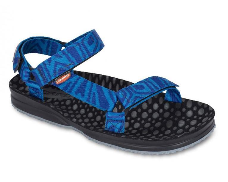Сандали CREEK IIIСандалии<br><br> Стильные спортивные мужские трекинговые сандалии. Удобная легкая подошва гарантирует максимальное сцепление с поверхностью. Благ...<br><br>Цвет: Синий<br>Размер: 38