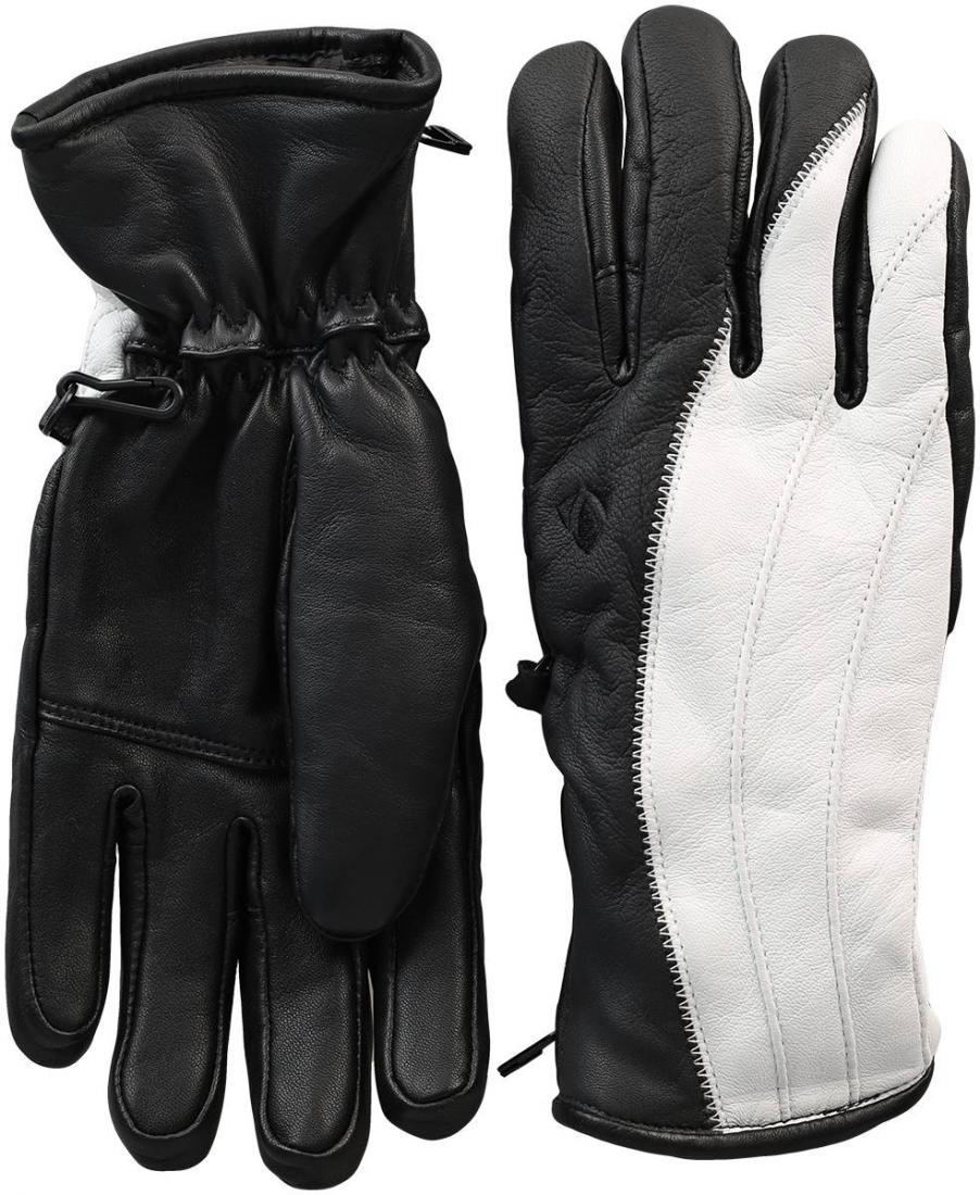 Перчатки Wave мужскиеПерчатки<br><br><br>Цвет: Черный<br>Размер: L