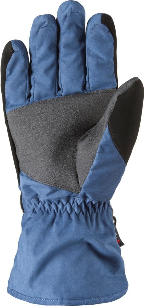 Перчатки Cross III МужскиеПерчатки<br>Мужские утепленные перчатки для зимних видов спорта.<br>Основные характеристики:<br><br>удобная посадка по ладони<br>усиления в обл...<br><br>Цвет: Черный<br>Размер: XL