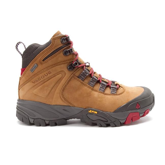Ботинки 7083 Taku GTX жен.Треккинговые<br><br>Taku GTX это достаточно тонкий и легкий ботинок, но при этом износостойкий ботинок для походов и путешествий. Построенный на подошве Vibram Neo Day Hiker этот ботинок имеет отличную гибкость. Использование гладкой кожи и шнуровки с гладким профилем ...<br><br>Цвет: Коричневый<br>Размер: 5