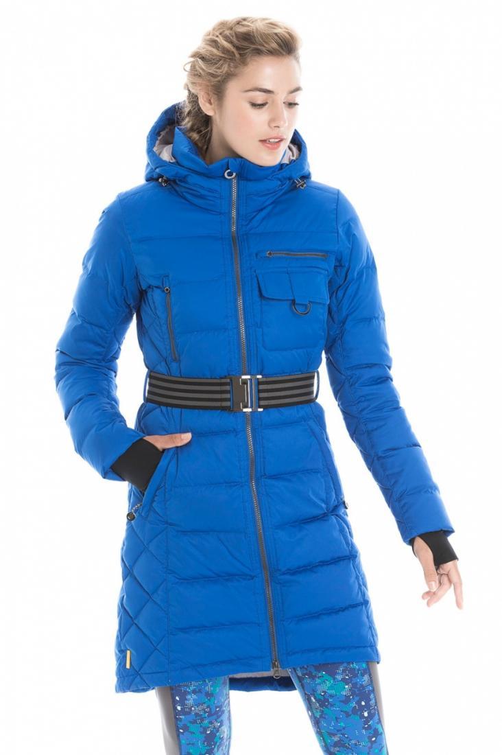 Куртка LUW0309 EMMY JACKETКуртки<br><br> Пуховое пальто Emmy - это must have для активных будней или путешествий в холодную погоду. Стильный удлиненный силуэт и стеганный дизайн создают изящный и легкий образ.Модель выполнена из влаго- и ветроустойчивого материала , надежно защитит от вет...<br><br>Цвет: Синий<br>Размер: M