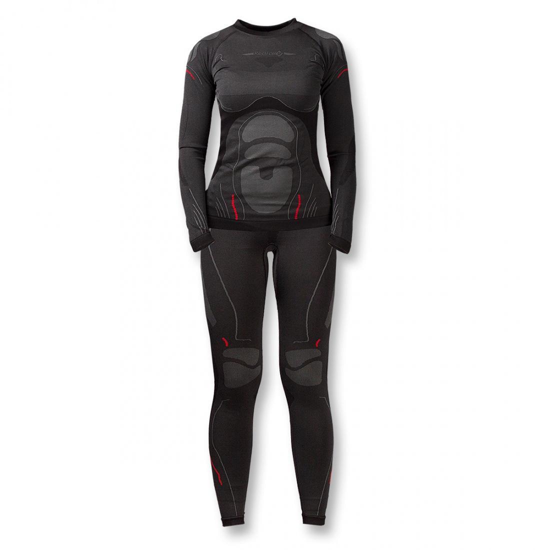 Термобелье костюм Dry Zone ЖенскийКомплекты<br><br> Теплое и очень тонкое зональное термобелье, поддерживает идеальный микроклимат тела и обеспечиваетмаксимум комфорта и свободу движе...<br><br>Цвет: Черный<br>Размер: 50-52