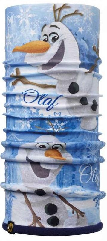 Buff Бандана BUFF FROZEN CHILD POLAR BUFF (One Size, OLAF BLUE/NAVY, , ,) buff бандана buff reversible polar buff one size marroc graphite black