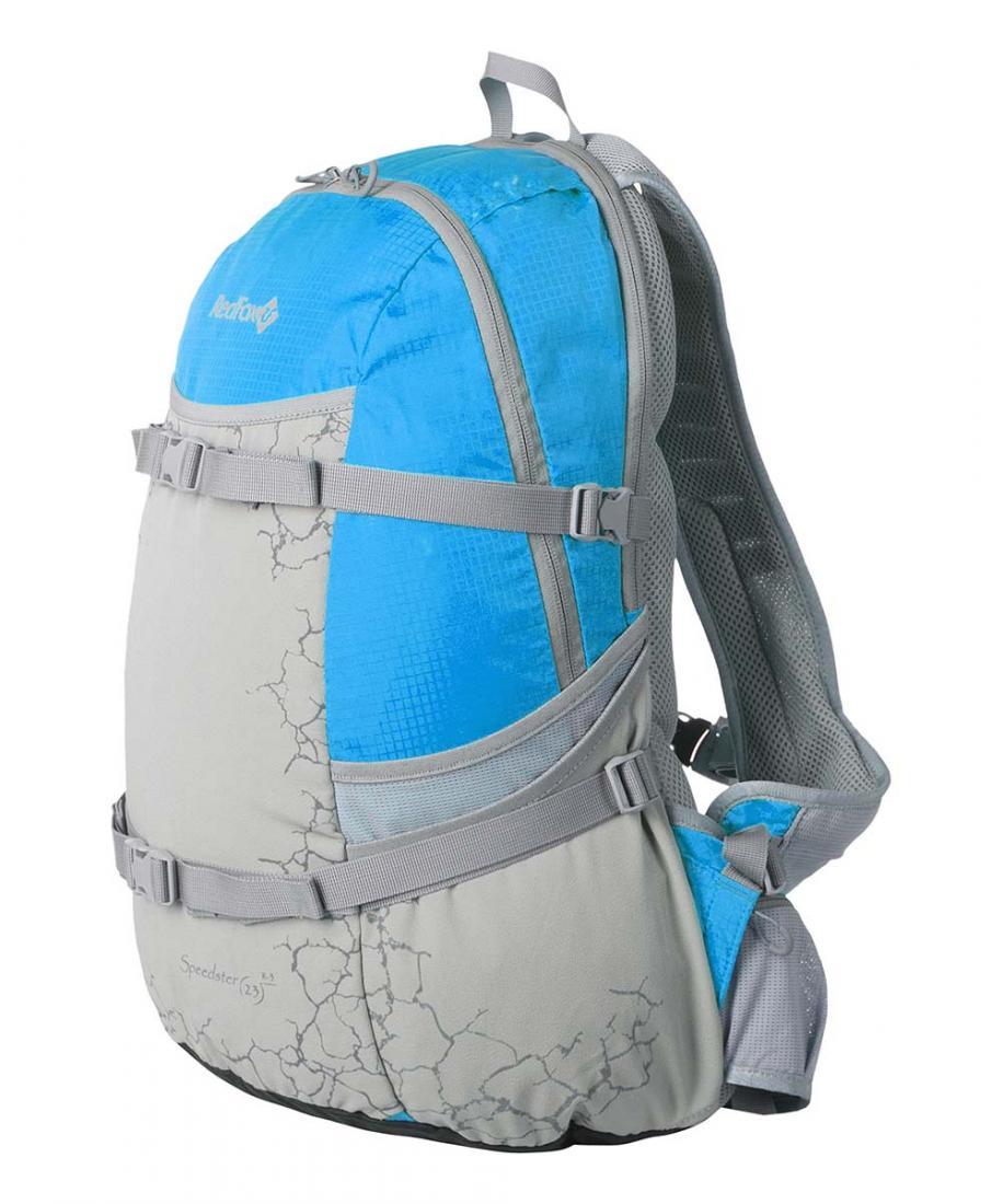 Рюкзак Speedster 23 R-3Рюкзаки<br><br>Speedster 23 R-3 – легкий функциональный мультиспортивный рюкзак. модель отличается повышенной износостойкостью благодаря материалу Robic®.<br><br><br>назначение: мультиспорт<br>подвесная система Active<br>основное отделение на мо...<br><br>Цвет: Синий<br>Размер: 23 л