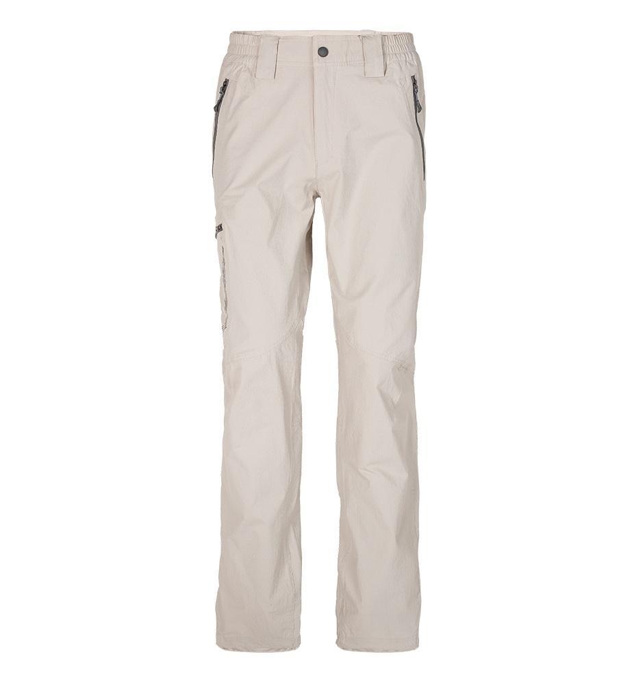 Брюки Stretcher III МужскиеБрюки, штаны<br>Стильные треккинговые брюки из эластичной ткани.<br> <br><br>Материал – 88% Nylon, 12% Spandex, 175 г/м2, DWR.<br>Посадка – Regular Fit.<br> <br>Эластичны...<br><br>Цвет: Бежевый<br>Размер: 54