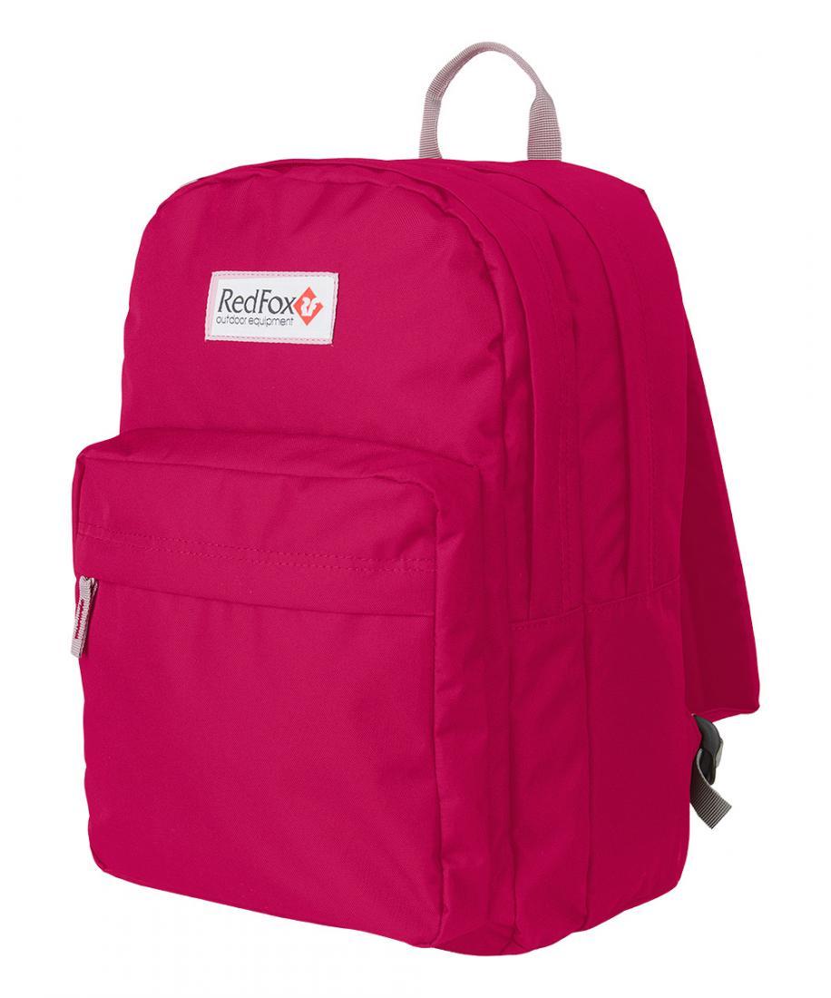 Рюкзак Bookbag M2Рюкзаки<br><br><br>Цвет: Малиновый<br>Размер: 25 л