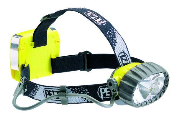 Фонарь DUOBELT LED 14Фонари<br>Налобный фонарь PETZL DUOBELT Led 14 оснащен гибридным источником света: галогеновая лампа и светодиоды (14 шт) с регулирувкой уровней освещения. Вне...<br><br>Цвет: Серый<br>Размер: None