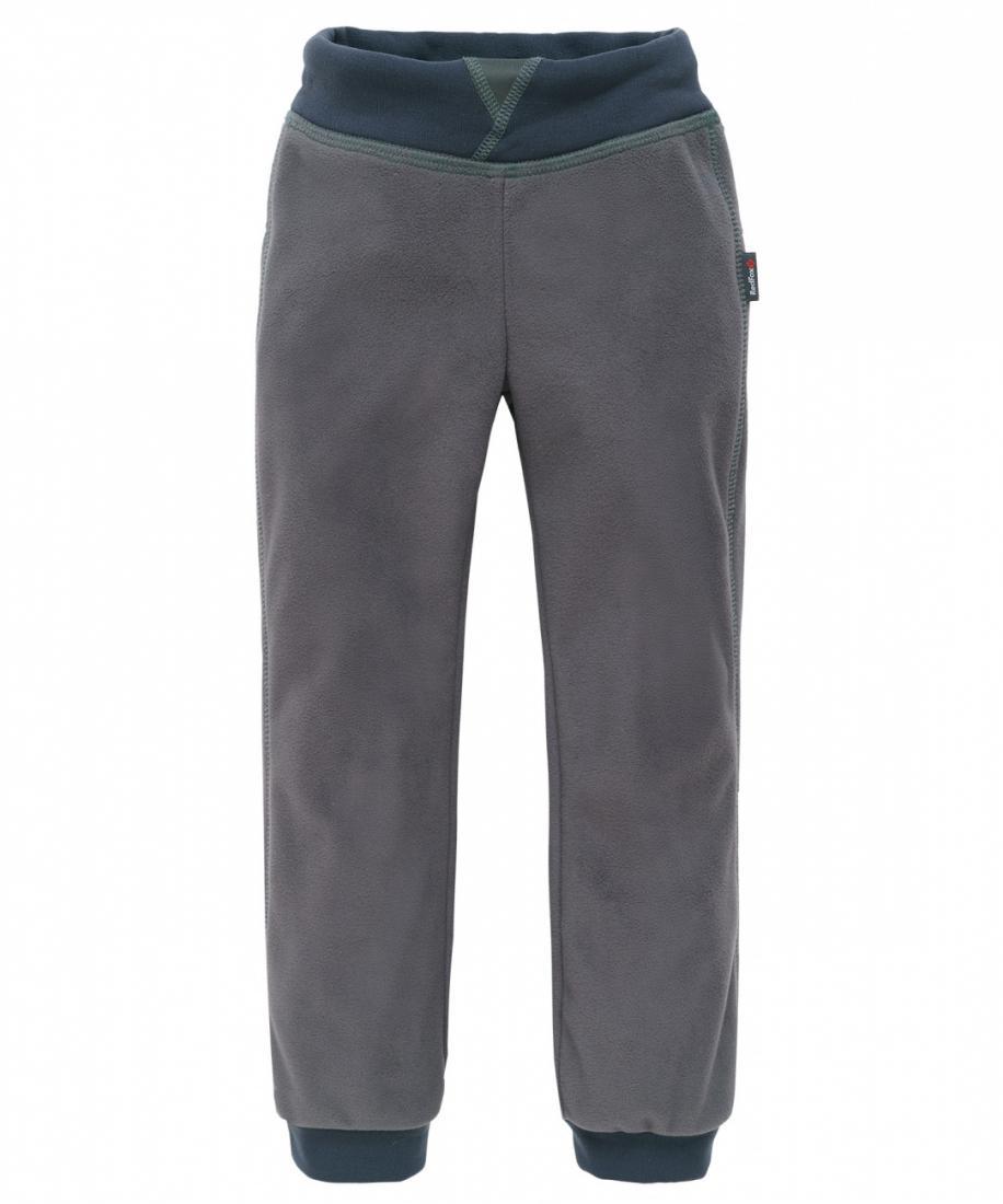 Брюки Furry WB III ДетскиеБрюки, штаны<br>Теплые ветрозащитные брюки свободного кроя. Имеют комфортные эластичные пояс и манжеты. Могут использоваться для прогулок в прохладную погоду или в качестве утепляющего слоя в более холодное время года.<br><br>Материал: Polartec® Windbloc®, 100...<br><br>Цвет: Синий<br>Размер: 116